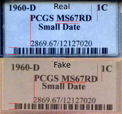 Label Comparison